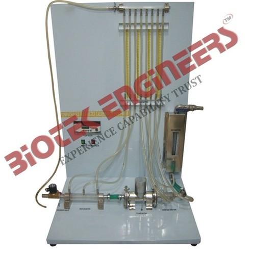 Computerised Flow Meter Caliberation Equipment