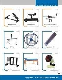 Rehabilitation Equipments