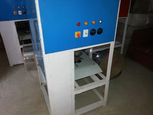 FULLYAUTOMATIC PAPER PLATE MAKING MACHINE