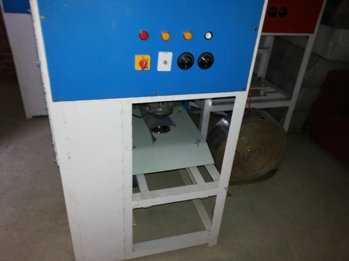 DISPOSABEL PAPER PLATE MAKING MACHINE