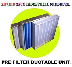 Pre Filter Ductable Unit