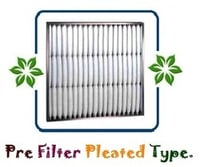Pre Filters Pleated Type
