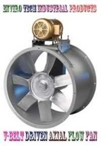 V-Belt Driven Axial Flow Fan