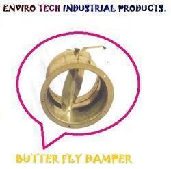 Butter Fly Damper