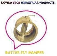 Butter Fly Damper