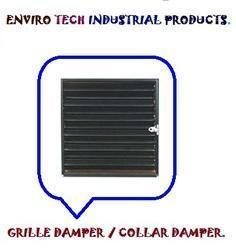 Grille Damper