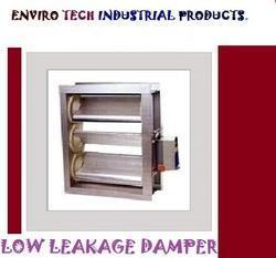 Low Leakage Duct Damper