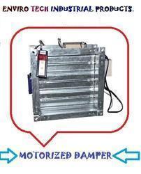 Motorized Damper