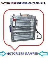 Motorized Damper