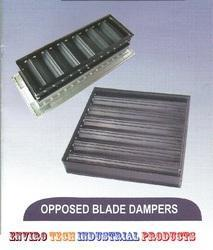 Opposed Blade Dampers