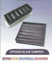Opposed Blade Dampers
