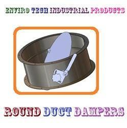 Round Duct Dampers