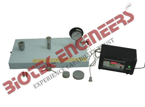 Computerized Pressure Gauge Calibration Equipment