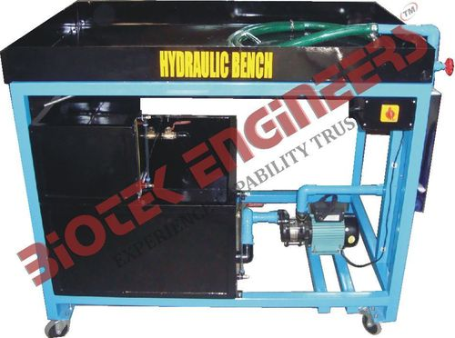 Basic Hydraulic Bench