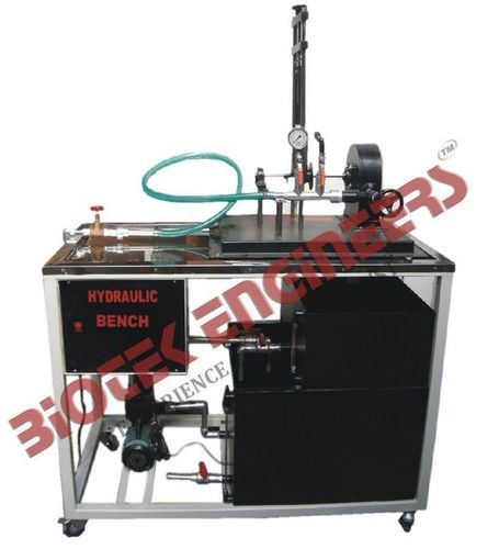 Hydraulic Bench Computerised
