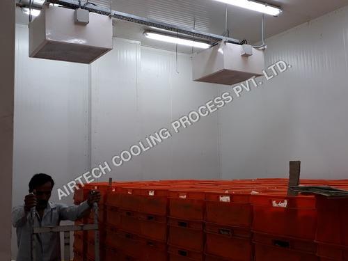 Air Washer & Pressurization