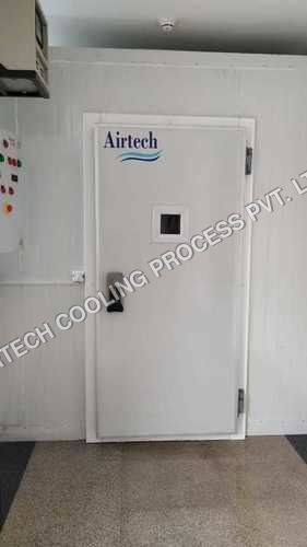 Dairy Processing & Storage Rooms