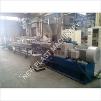 Caco3 Filler Masterbatch Machine