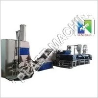 Filler Masterbatch Pelletizing Machine