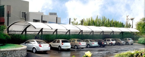 Commercial Car Parking Structure