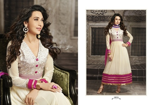 Karishma Kapoor Embroidered Salwar Suit