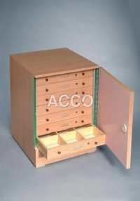 Tissue Wax Block Cabinet