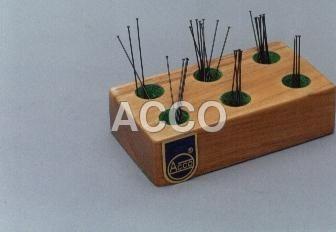 Entomological Pins Storage Block