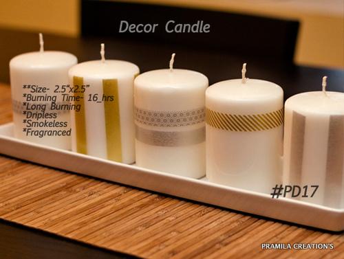 Decor Candles