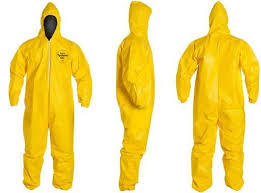 Chemical Safety Body Protection Suits