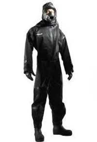 Anti Radio Active PVC Suits
