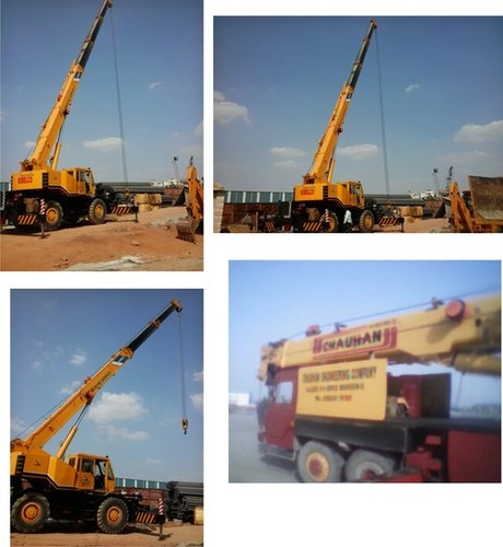 Rated Capacity Indicator for Conventional Tuck Cranes