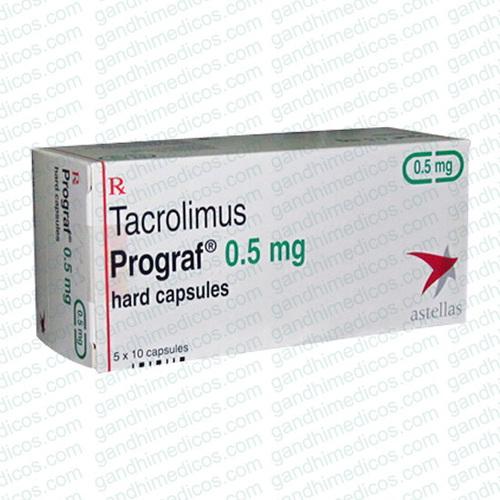 Tacrolimus Prograf Capsule 0.5 mg