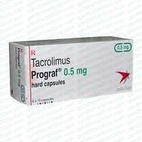 Prograf Capsule 0.5 mg
