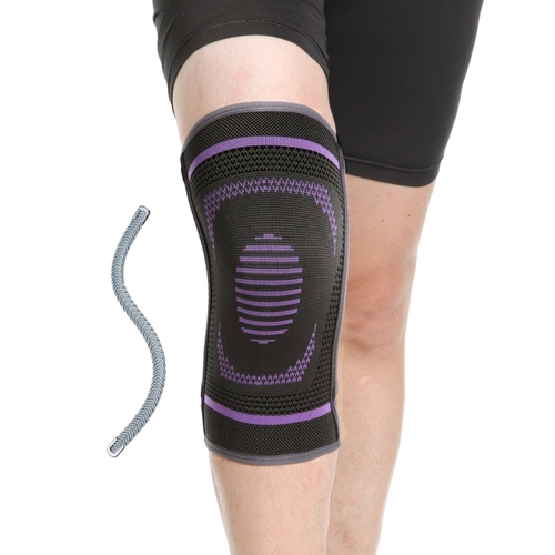 Evacure Elastic Knee With Spiral Stays