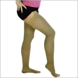 Evacure Thigh High Medical Compression Stockings