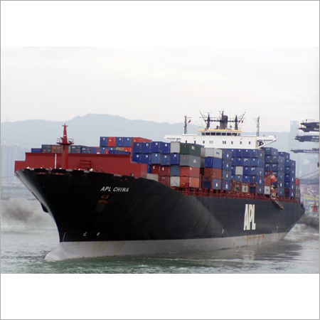 Shipping Line Vessel