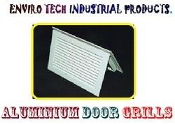 Aluminum Door Grills