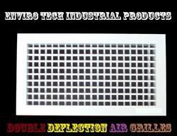 Double Deflection Air Grill