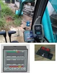 Safe Load Indicator (SLI) for excavators