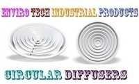 Circular Diffusers