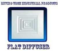 Flat Diffuser