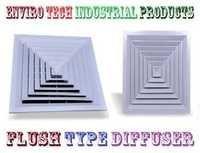 Flush Type Diffuser
