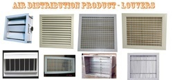 Air Distribution Product Louvers