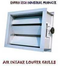 Air Intake Louver Grills