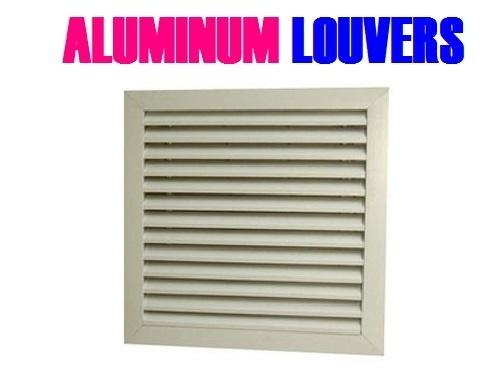 Aluminum Louvers