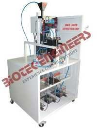 Solid-Liquid Extraction Unit