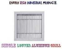Single Louver MS Grill
