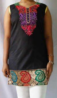 Rita Embroidery Kurti