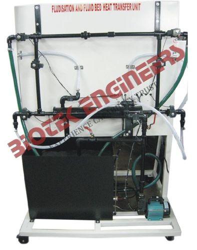Fluidisation And Fluid Bed Heat Transfer Unit