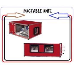 Ductable Unit